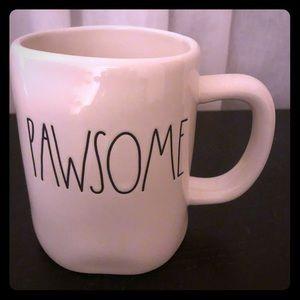 Rae Dunn pawsome mug